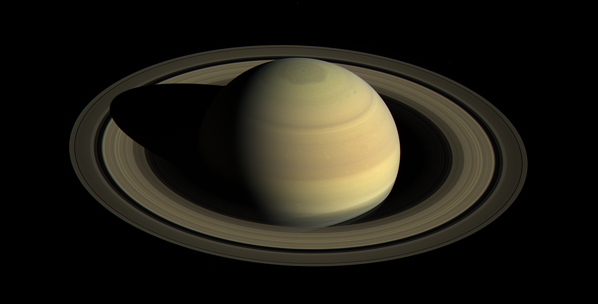 10 bizarre theories about the mysterious Saturn