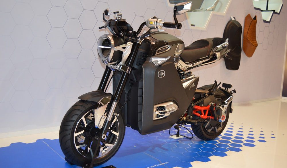 The Taiwanese company has introduced the most compact motorcycle