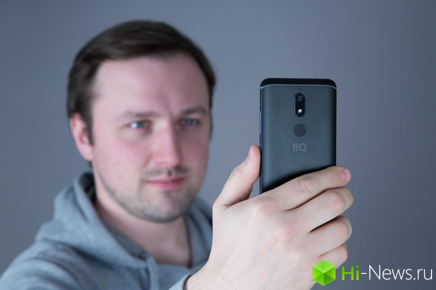 Review for smartphone BQ Space X: it would seem, what does Elon Musk?