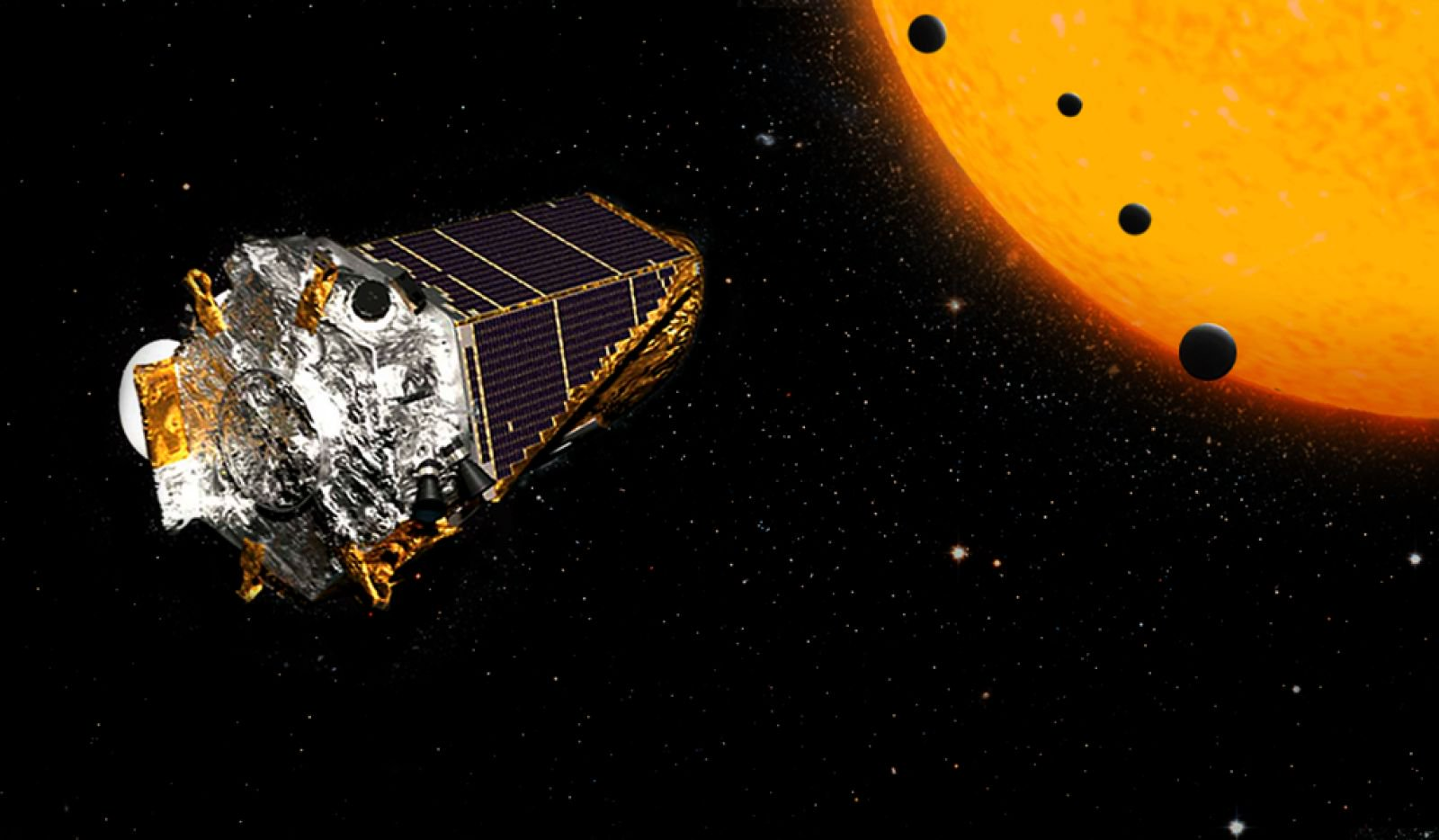 After a few months, the space telescope