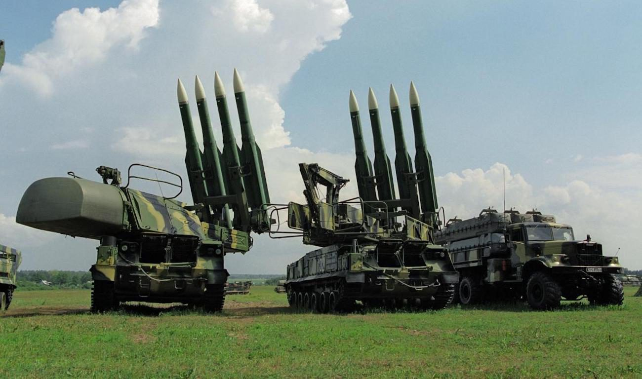 Russian air defense system was supplemented by artificial intelligence