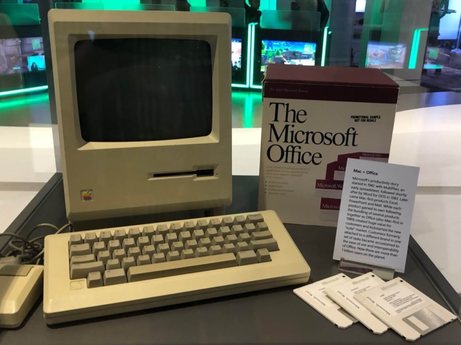 The story of the first Macintosh computer, which is the headquarters of Microsoft