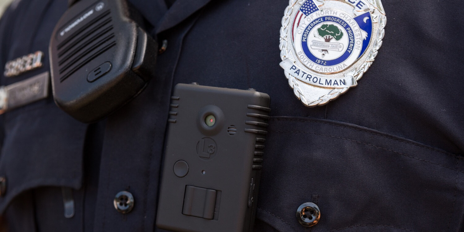 Body camera police can be used by hackers and criminals
