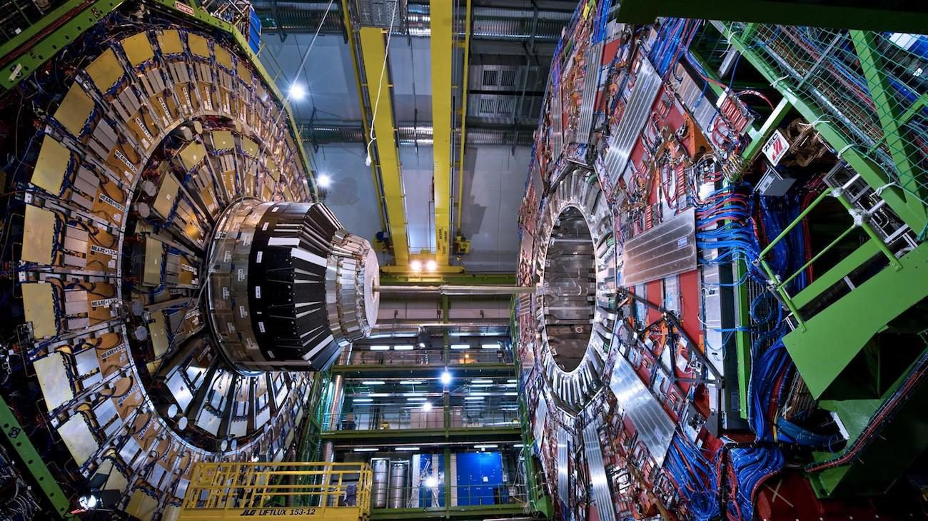 CERN begins a new gravity experiments with antimatter