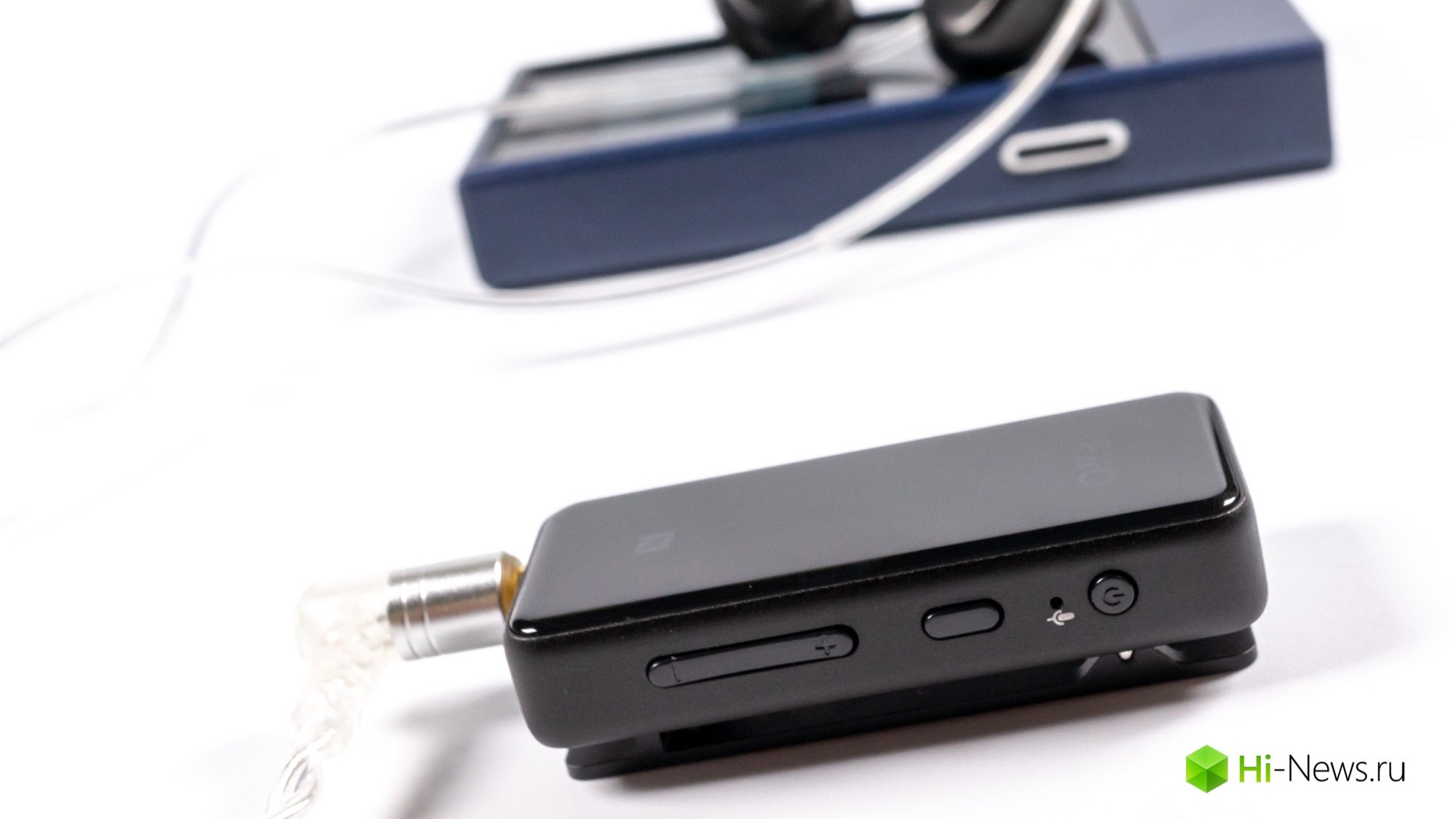 Browse Bluetooth DAC FiiO BTR3 — all wireless rat