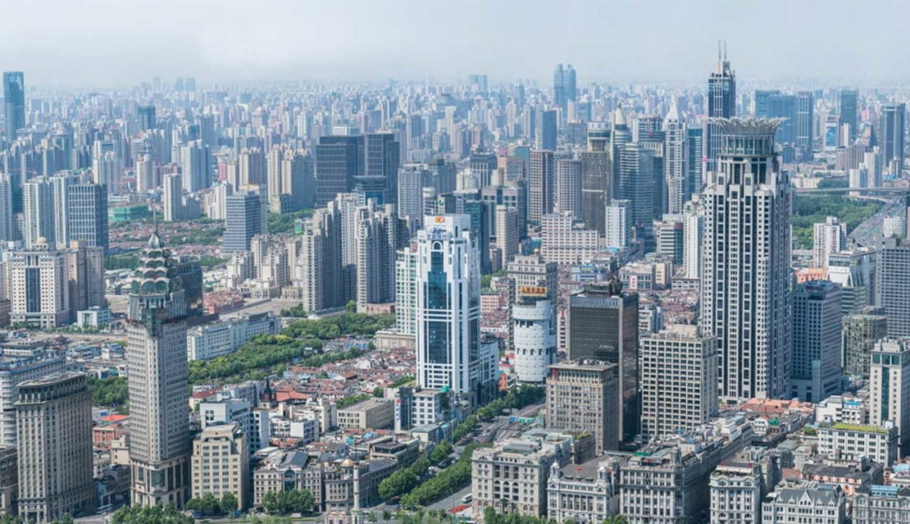 Created 195-gigapixel photo of Shanghai where you can see each person
