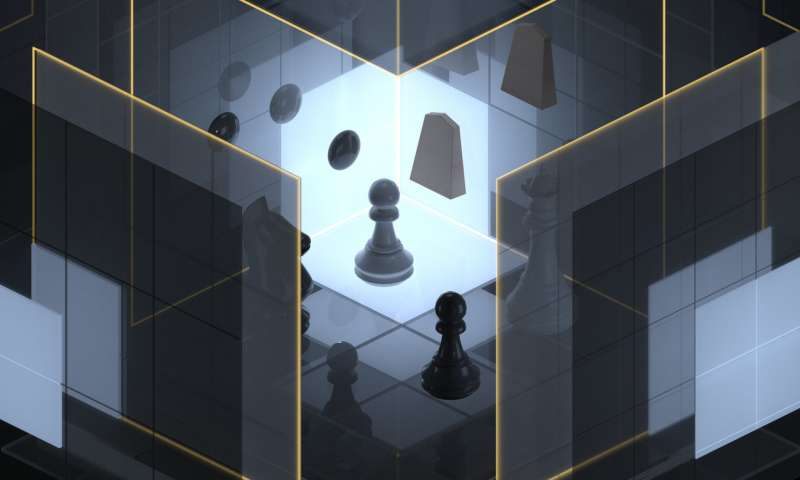 AlphaZero learns to play the game at the highest level