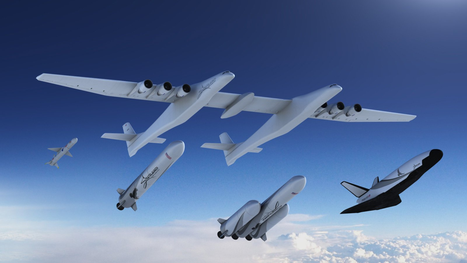 Private aerospace company Stratolaunch Systems abandoned most of their projects