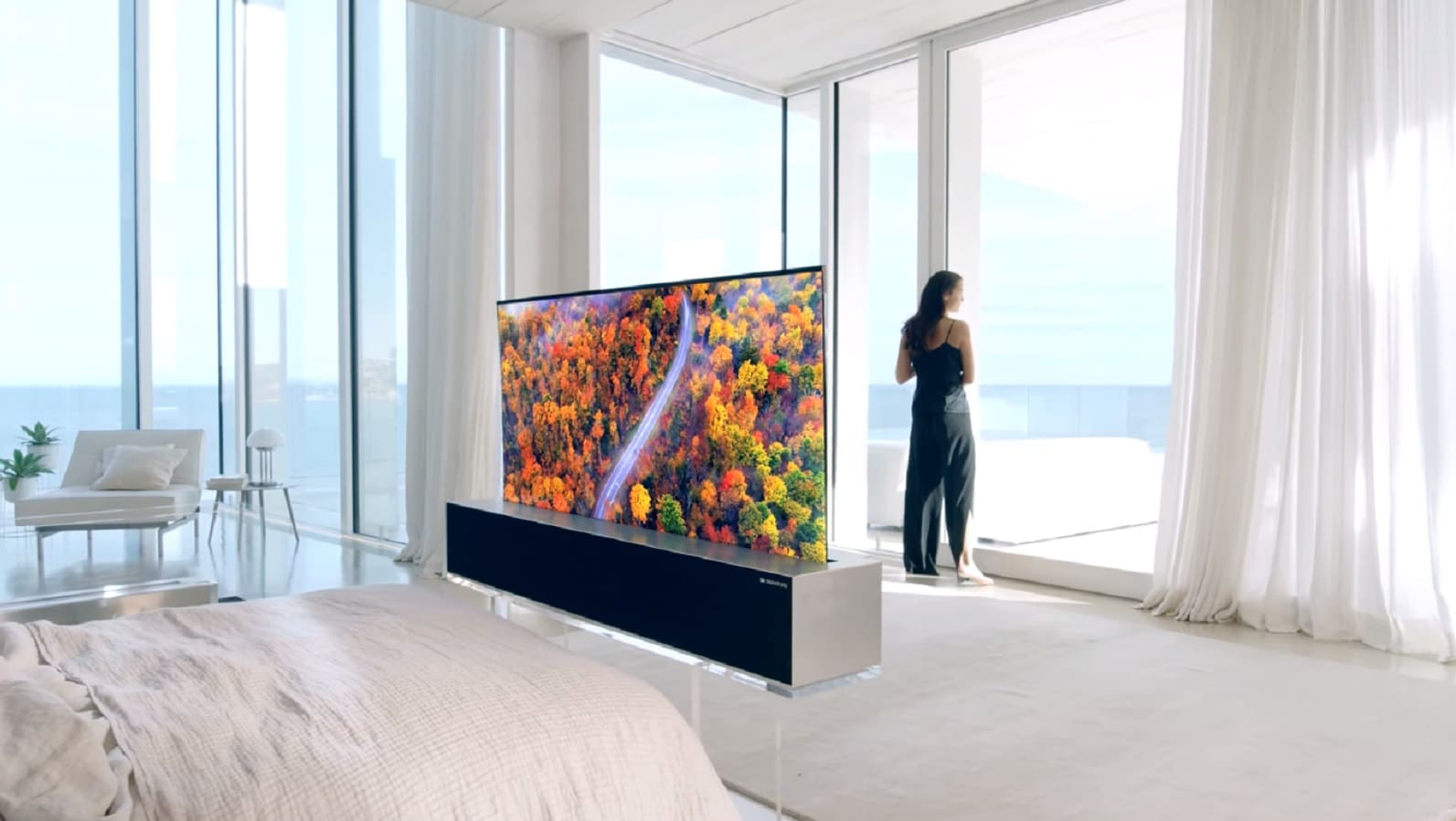 #CES | LG starts selling televisions with coils at astronomical prices