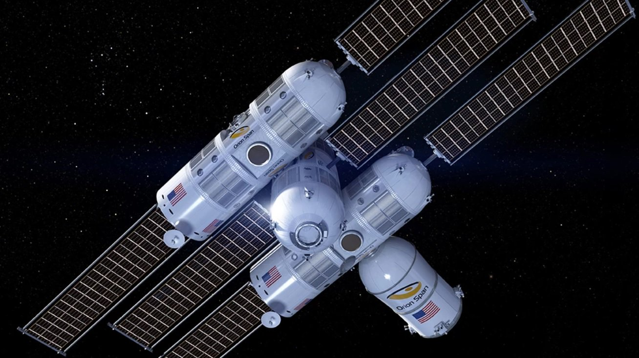Space at the Aurora Station is expected to open in 2021