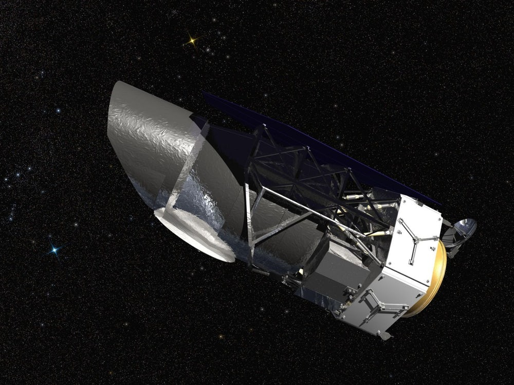 New NASA space telescope will be 100 times more efficient than Hubble