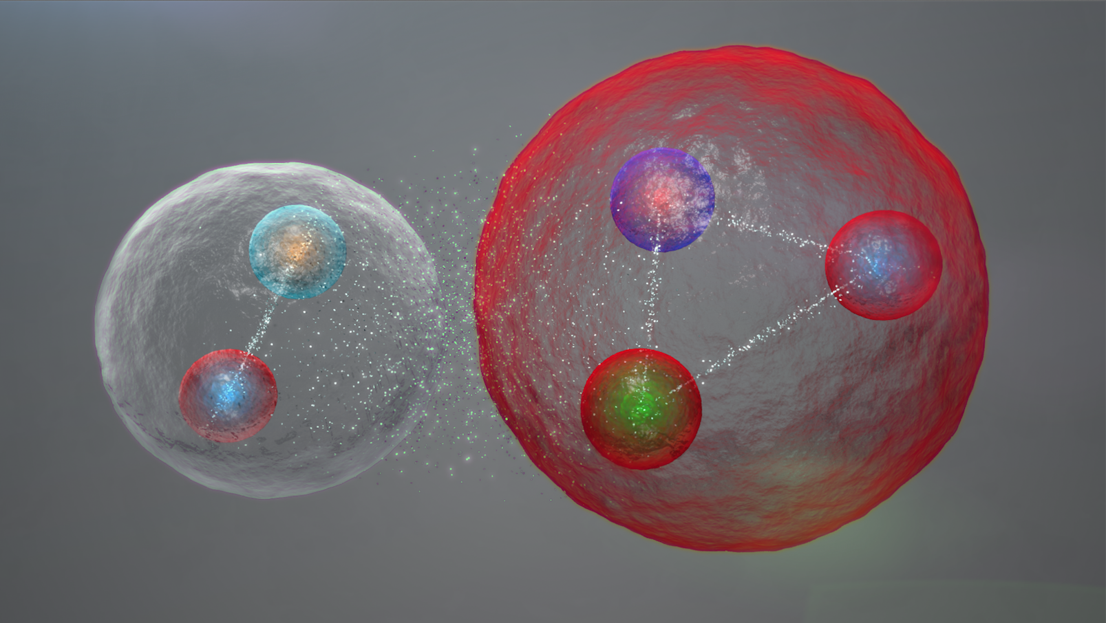 Why the Universe has more matter than antimatter?
