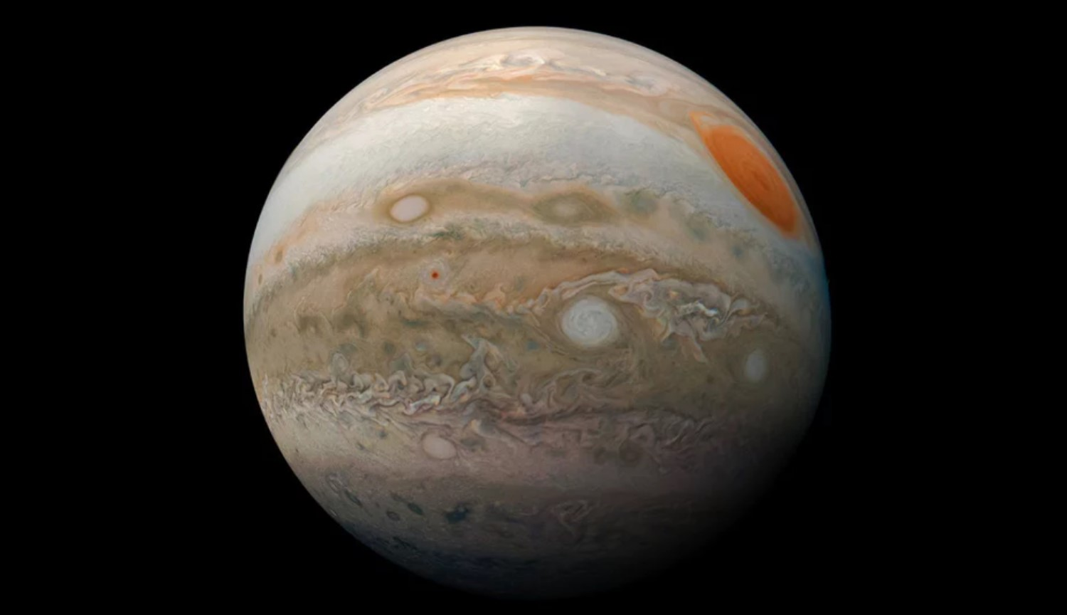 Scientists have named the approximate location of the birth Jupiter