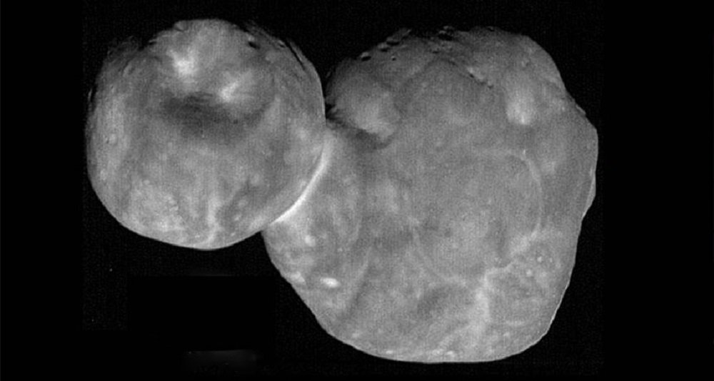 Ultima Thule may be a