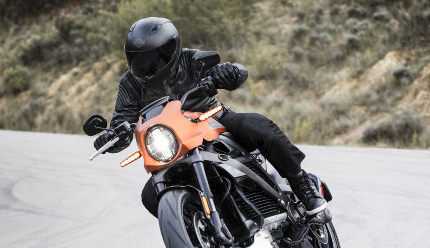 Electric Harley-Davidson motorcycle was more powerful than expected
