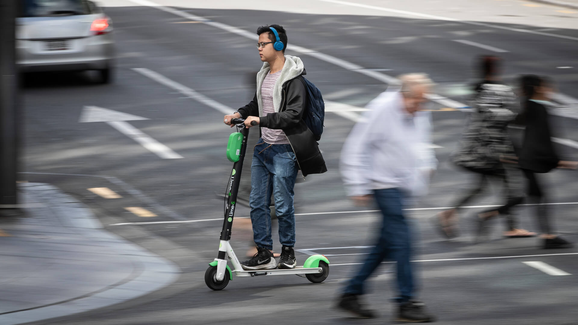 Drivers of Segways knocked people to death. How to deal with it?