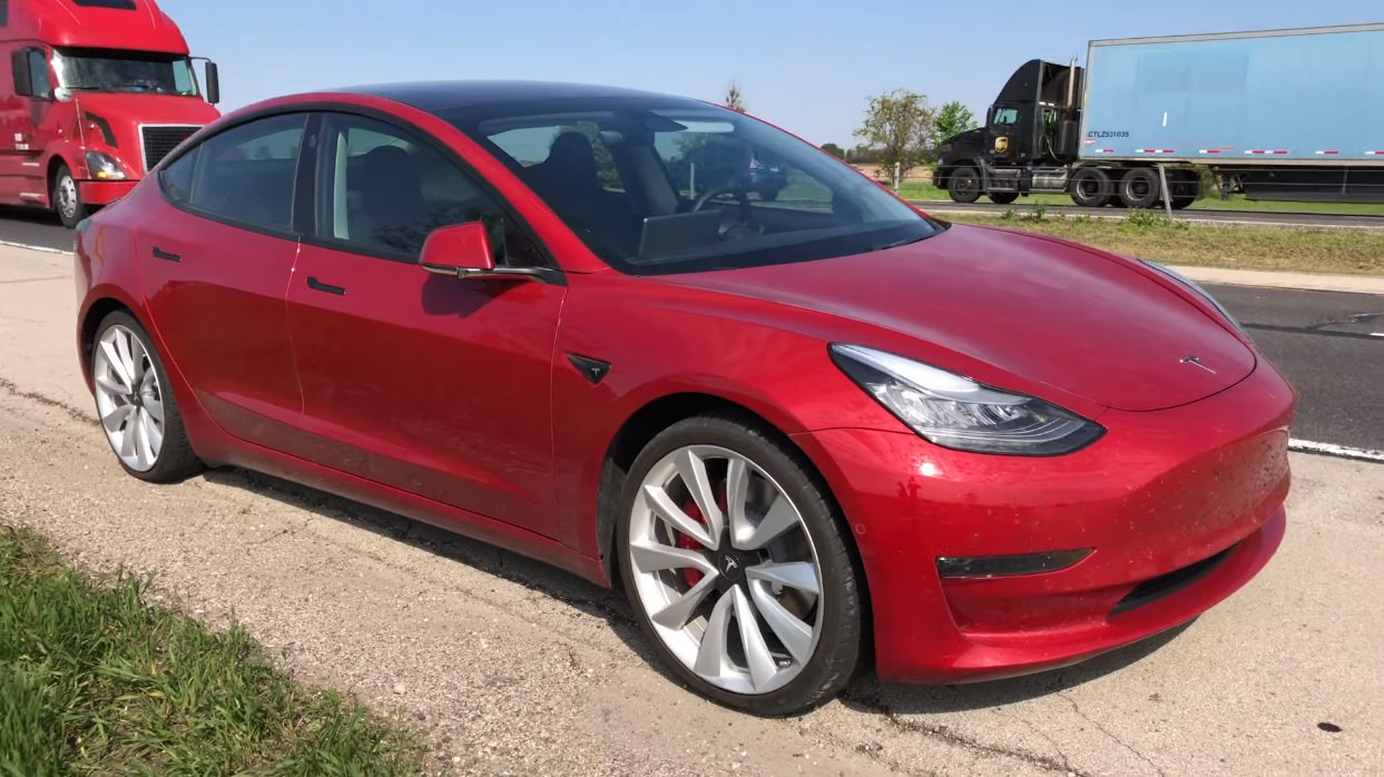 Replacement wheels for the Tesla Model 3 will cost you...