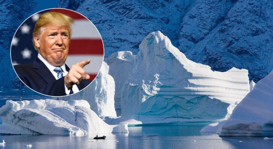 Why Donald trump wants to buy Greenland?