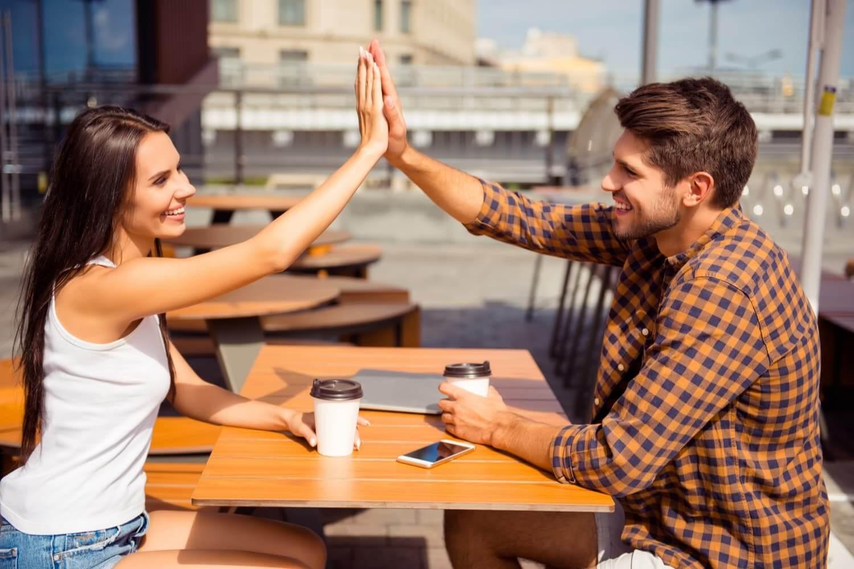 Dating vs vänskap Catriona och Sam dating