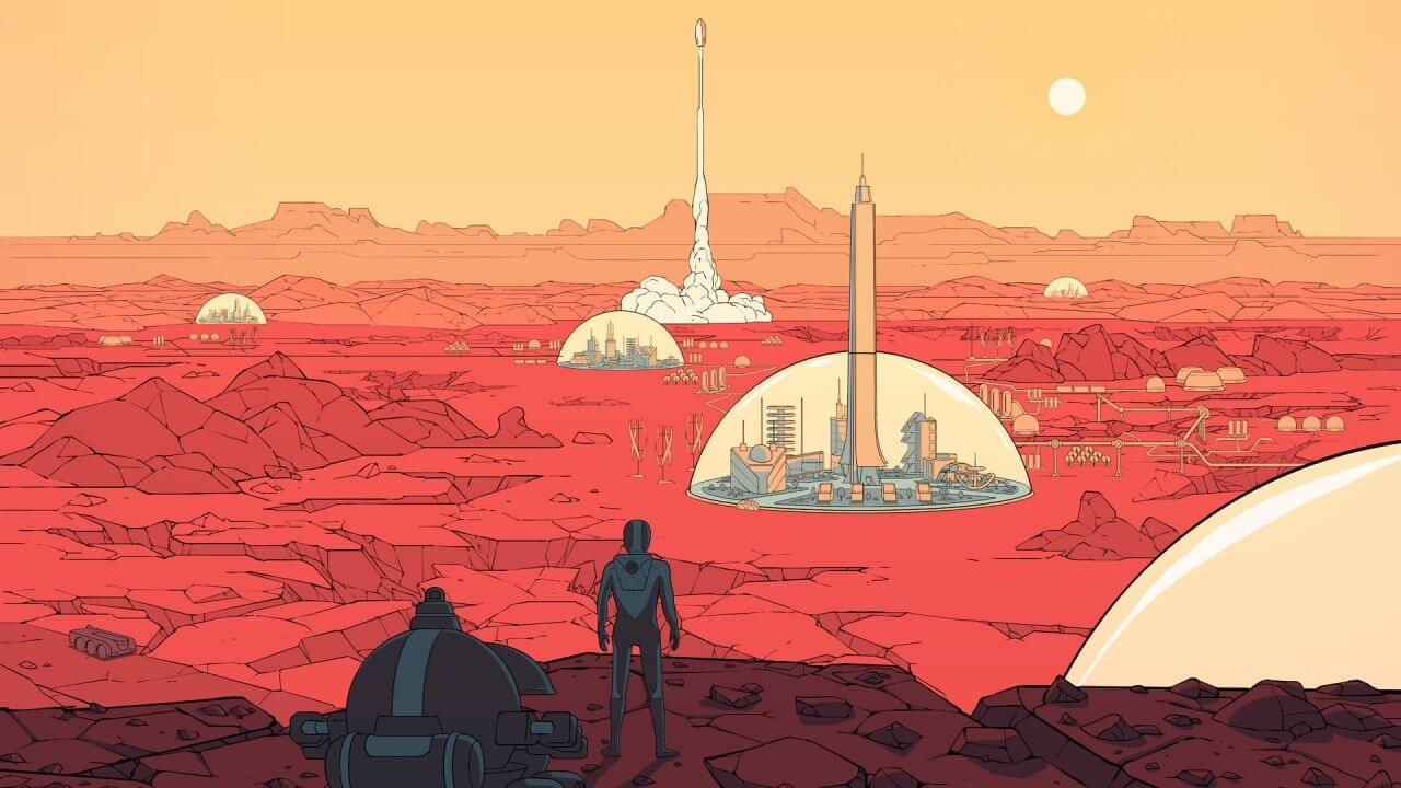 Radiation on Mars could damage the brain of future colonists