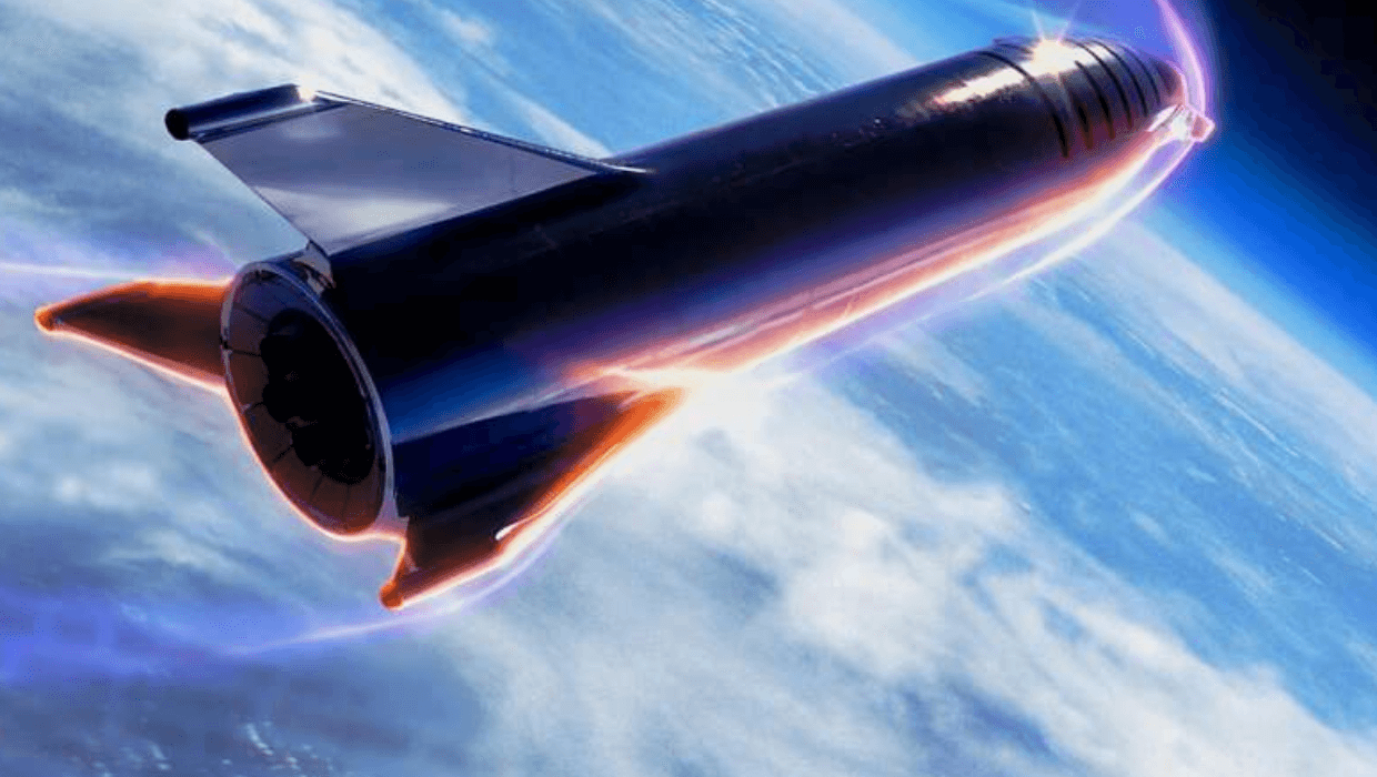 Suborbital flight on the Starship will be almost like a plane ticket