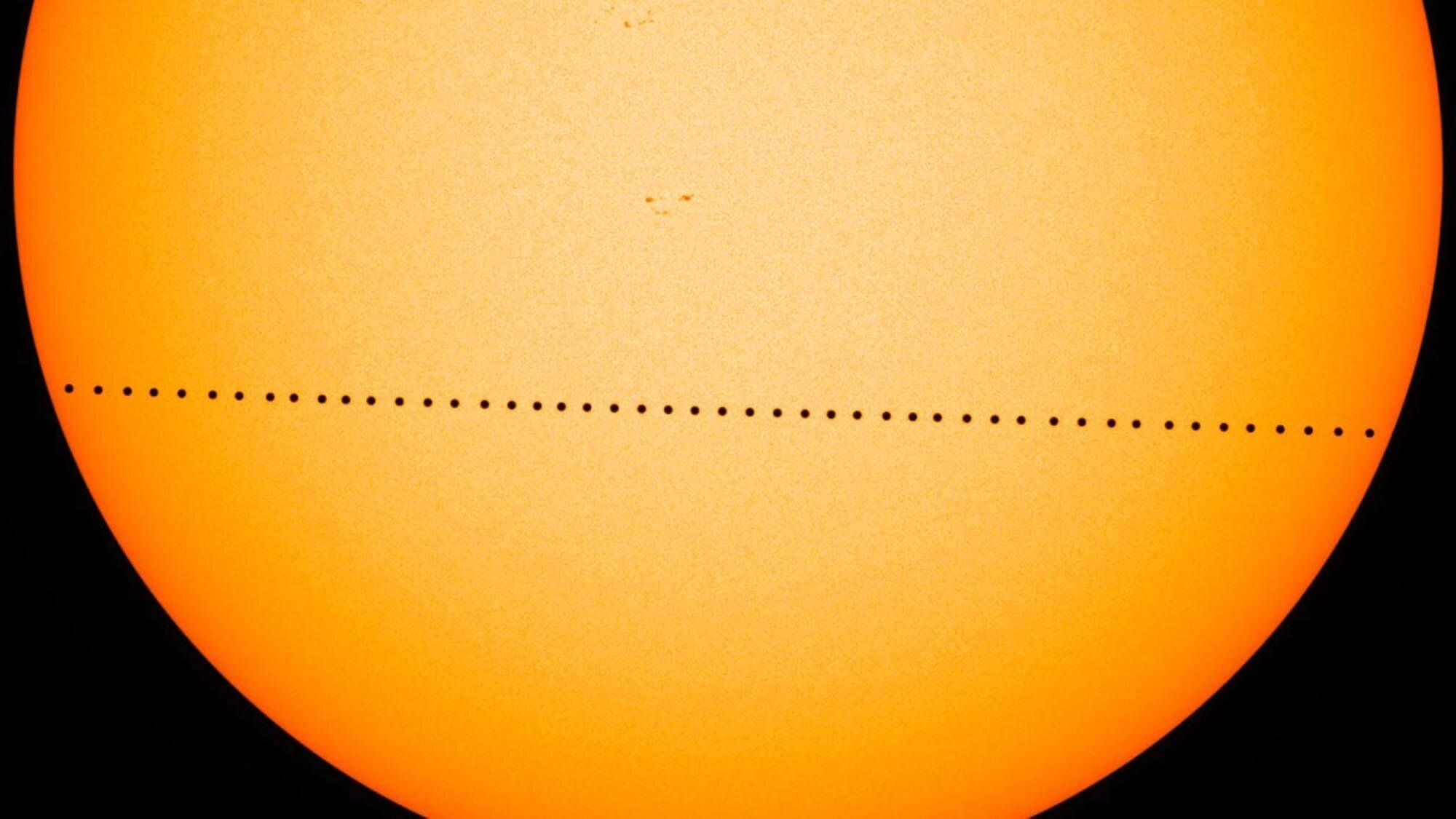 #Video | Everything you need to know about the transit of mercury over the solar disk