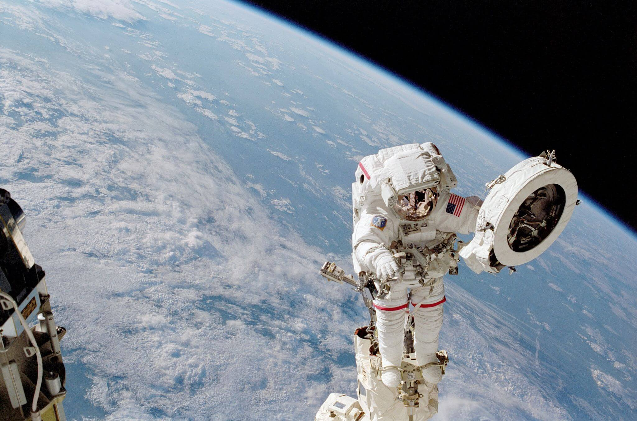 Space flight can be more dangerous for people than anticipated