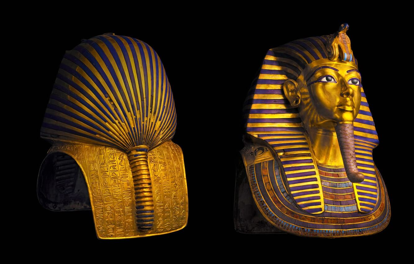 Why did the ancient Egyptians wore hats of beeswax?