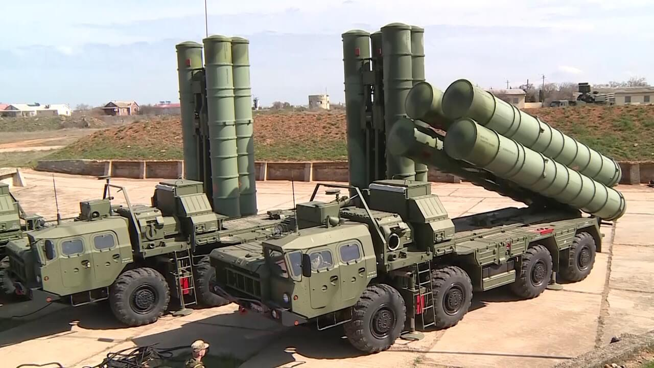 What is the difference between S-300, s-400 and what else are air defense system