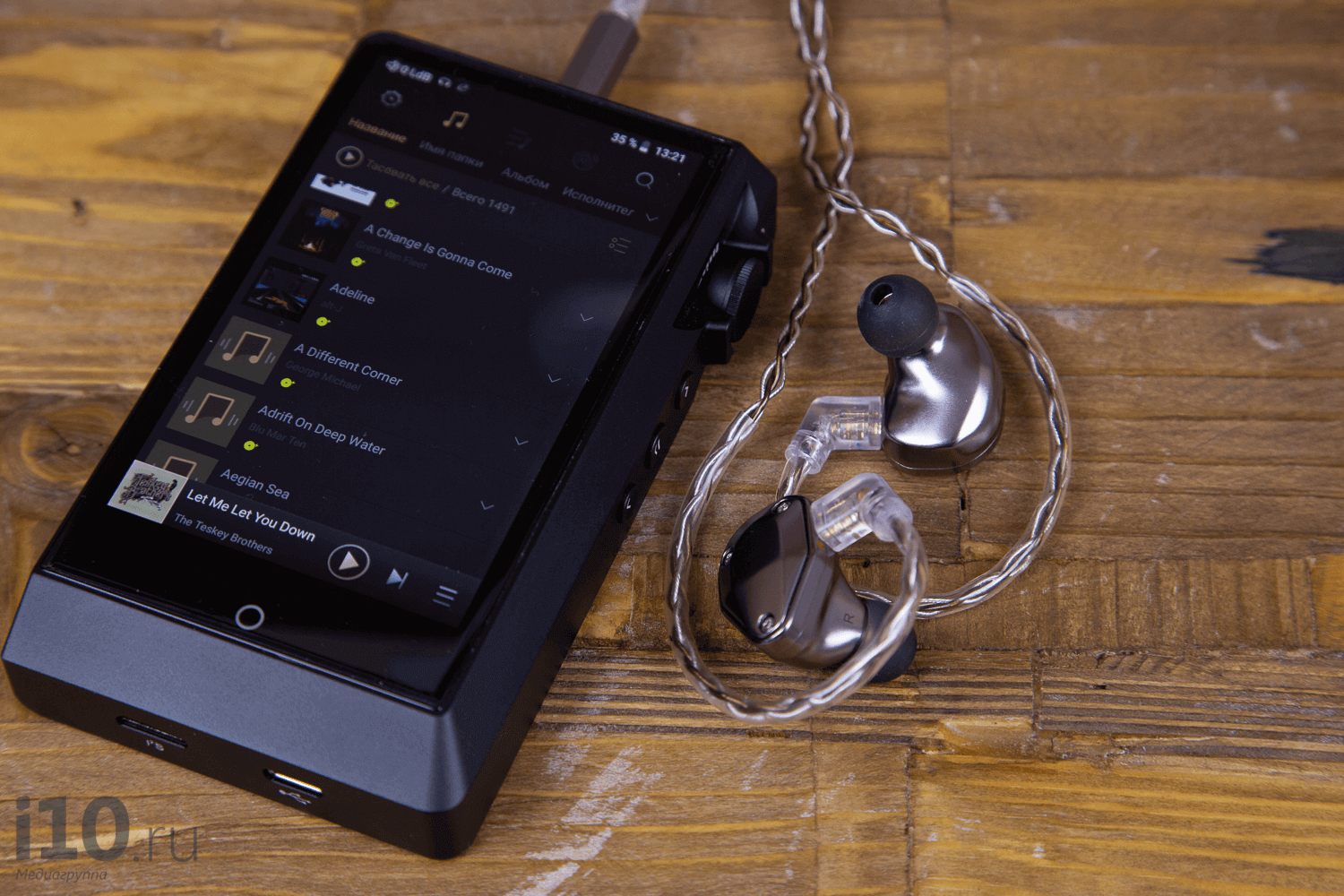 Review headphone Cayin YB04 — reinforcing king