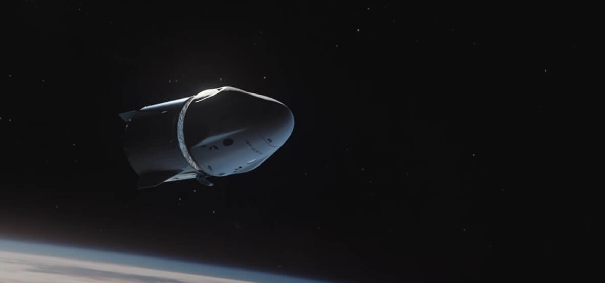 #video | What will the company SpaceX in 2020?