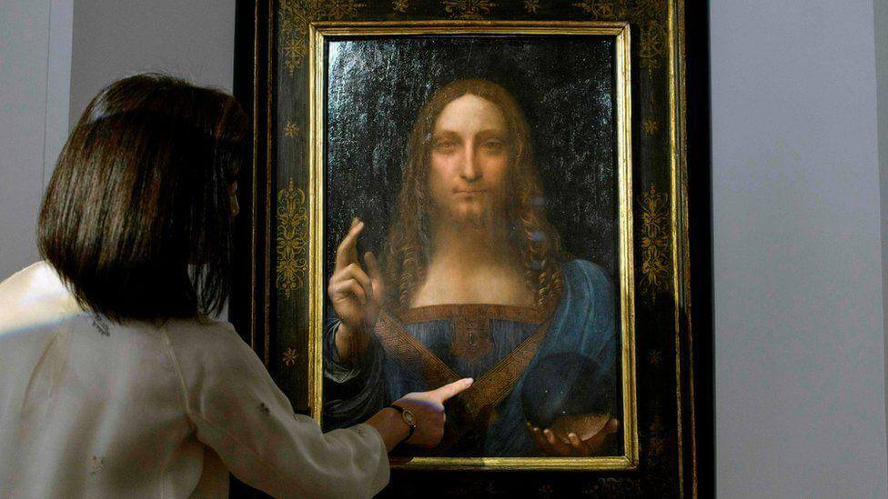 Scientists have unraveled one of the strangest mysteries of Leonardo da Vinci