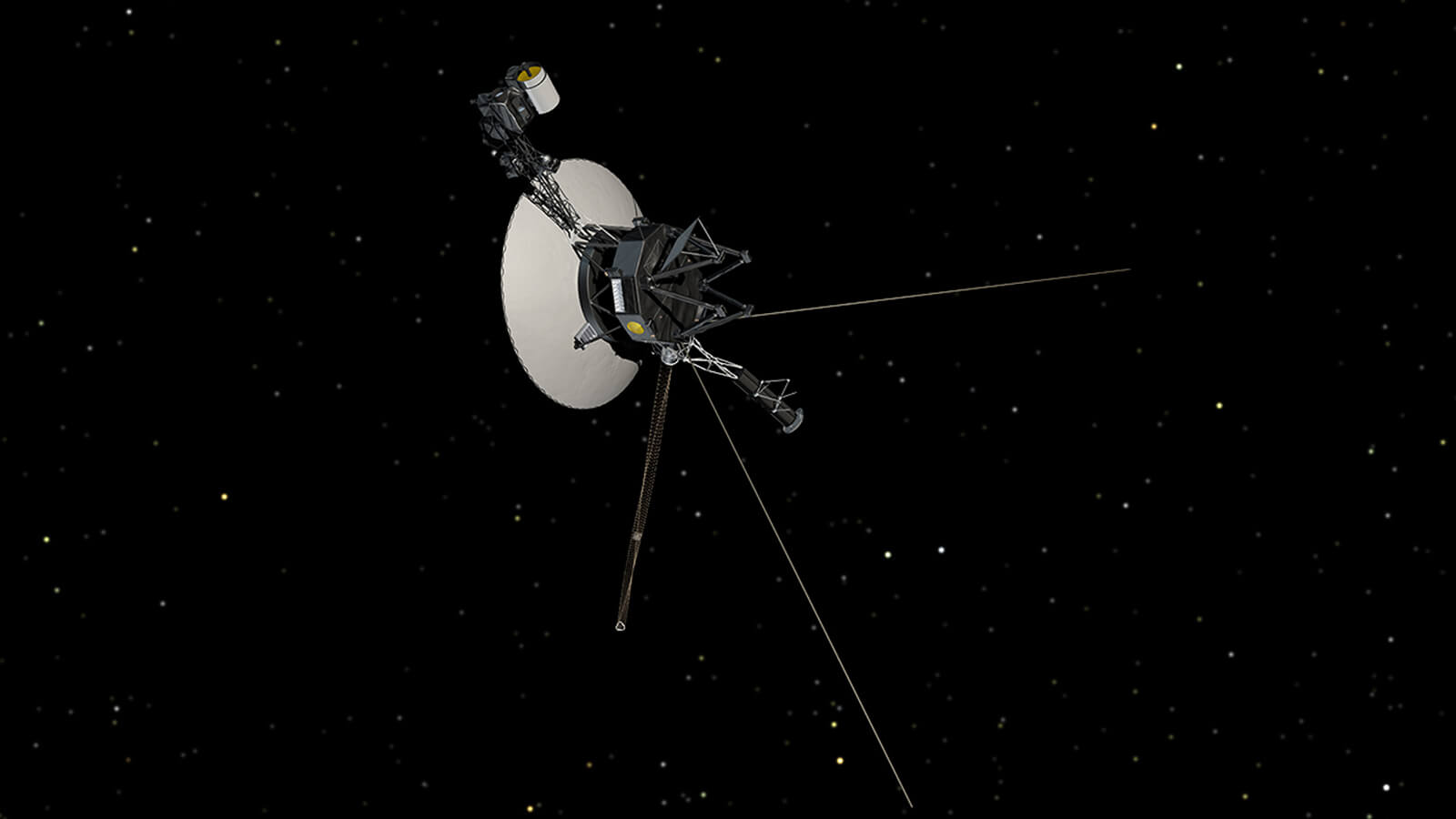 NASA managed to establish contact with the probe Voyager 2 after the mysterious failure
