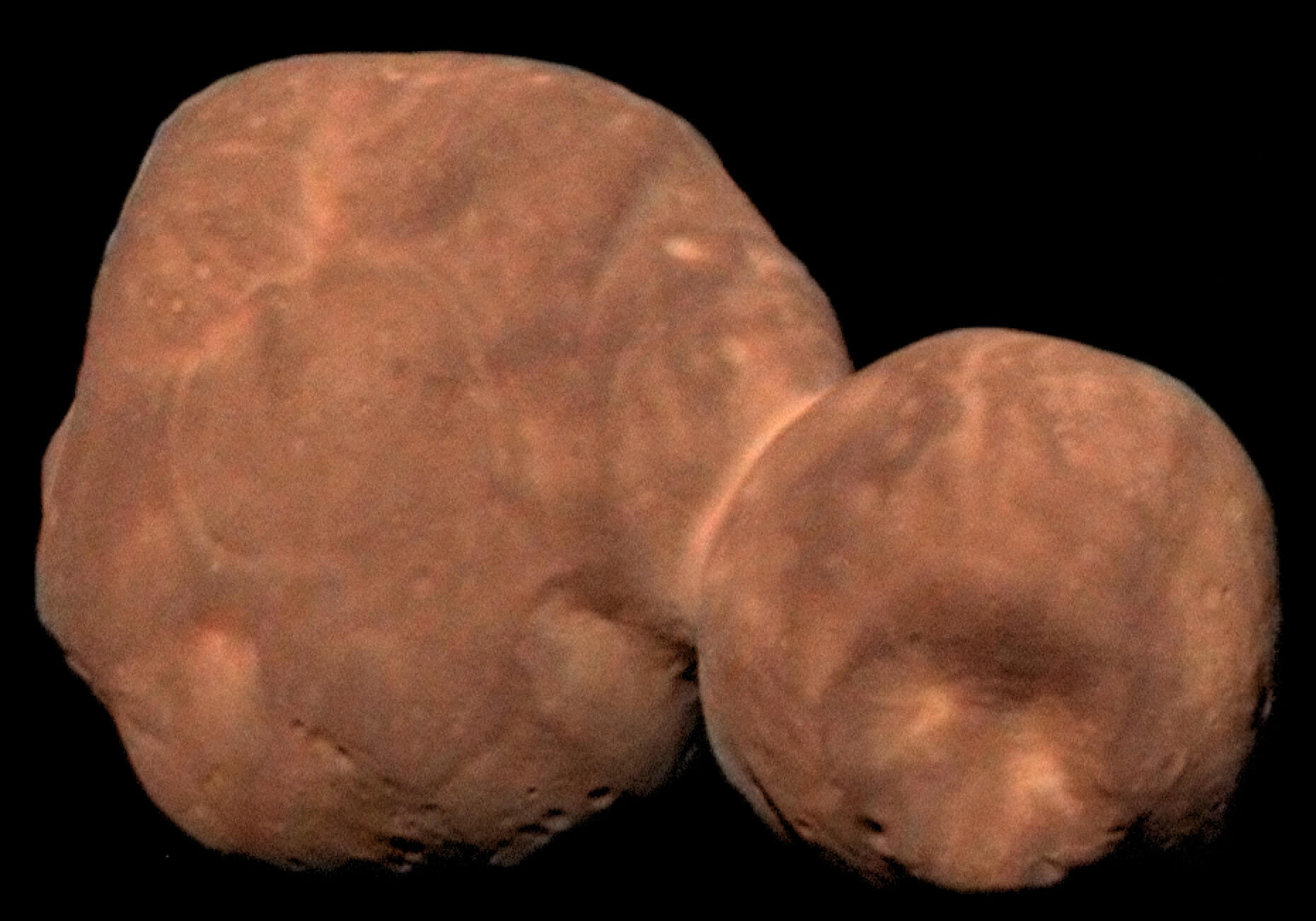 New Horizons has received new information about the formation of planets