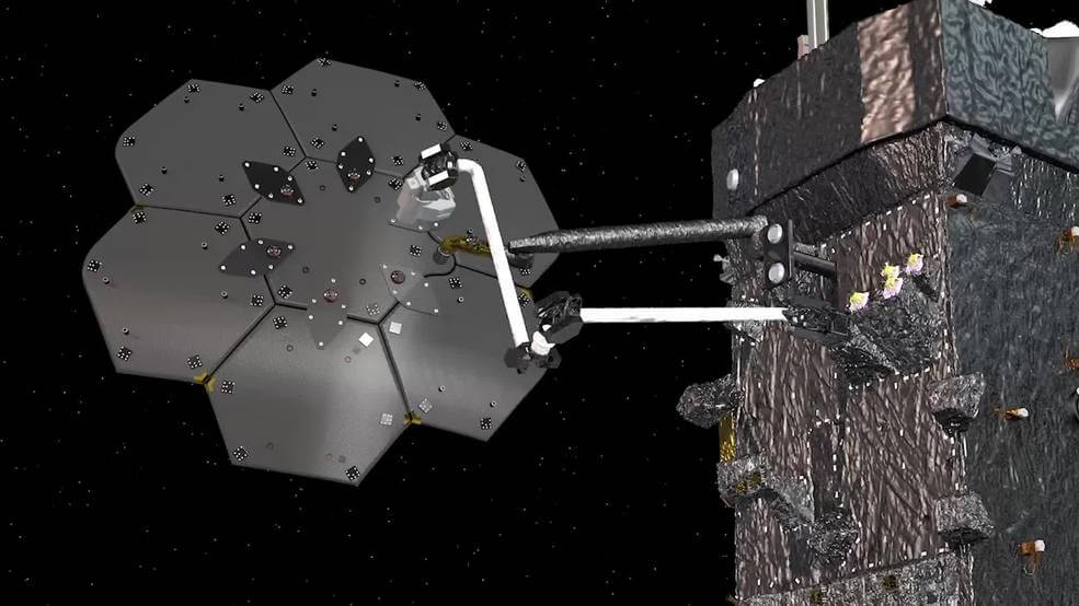 NASA will build the spacecraft directly into orbit of the Earth