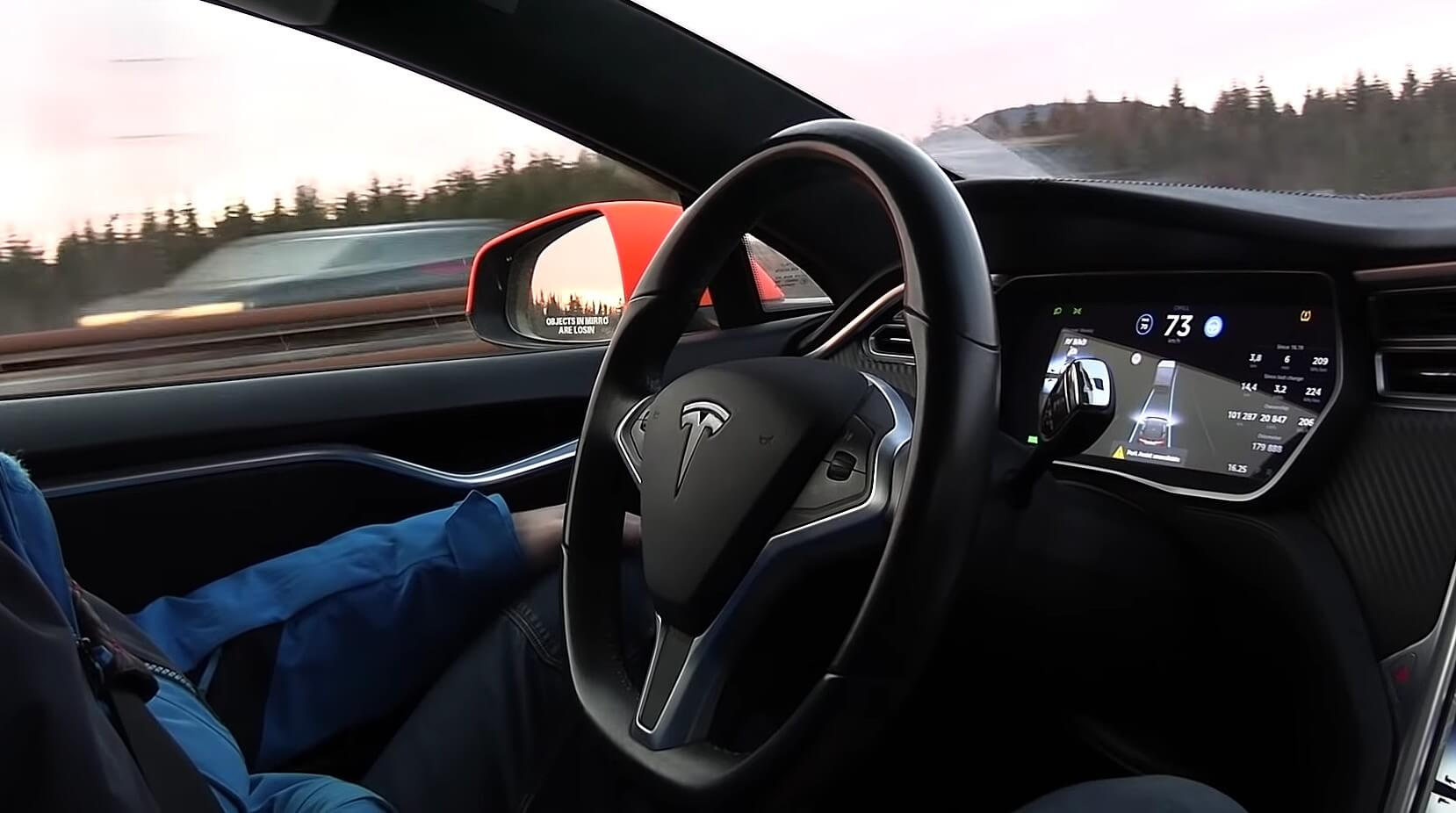 Tesla remotely disabled the autopilot on the Model S after the resale of the car