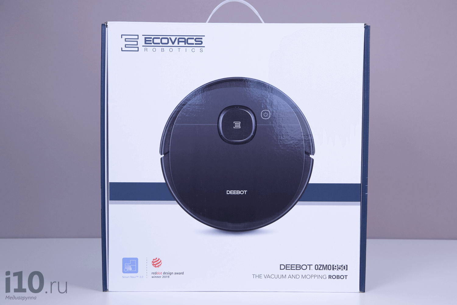 How does the robot vacuum of the future?