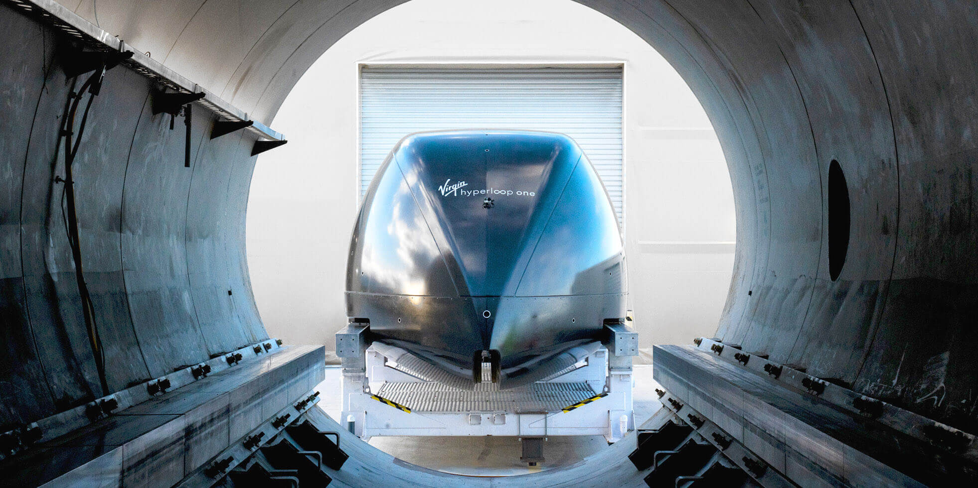 When we receive the transport of the future Hyperloop and how fast they can move?