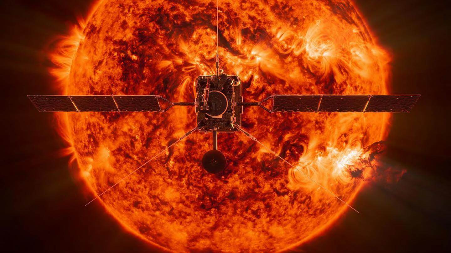 Probe Solar Orbiter will make the most detailed photos of the Sun over the entire history of observations