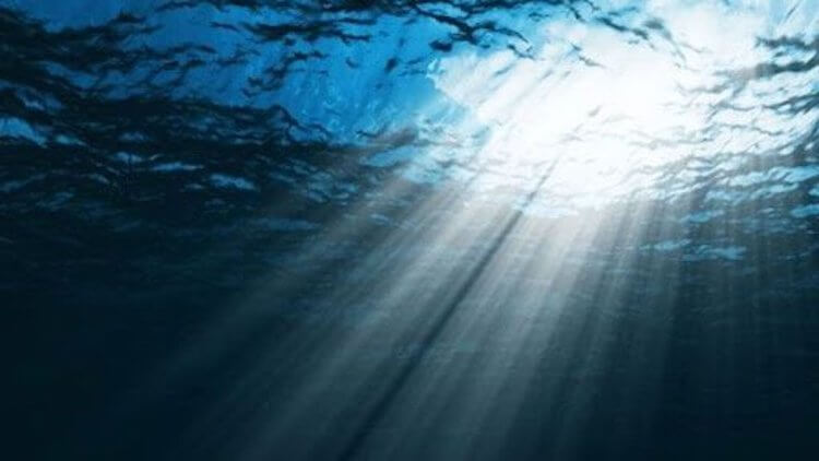 What are the mystical sounds under water in the ocean and where they come from