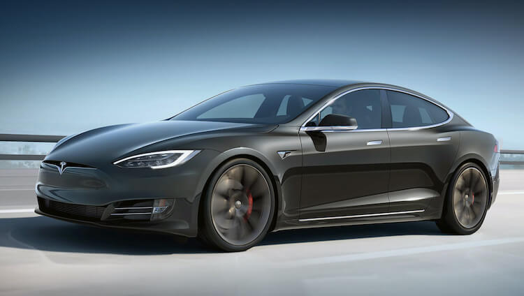 Can't stop Tesla: Model S beat its own record of autonomy