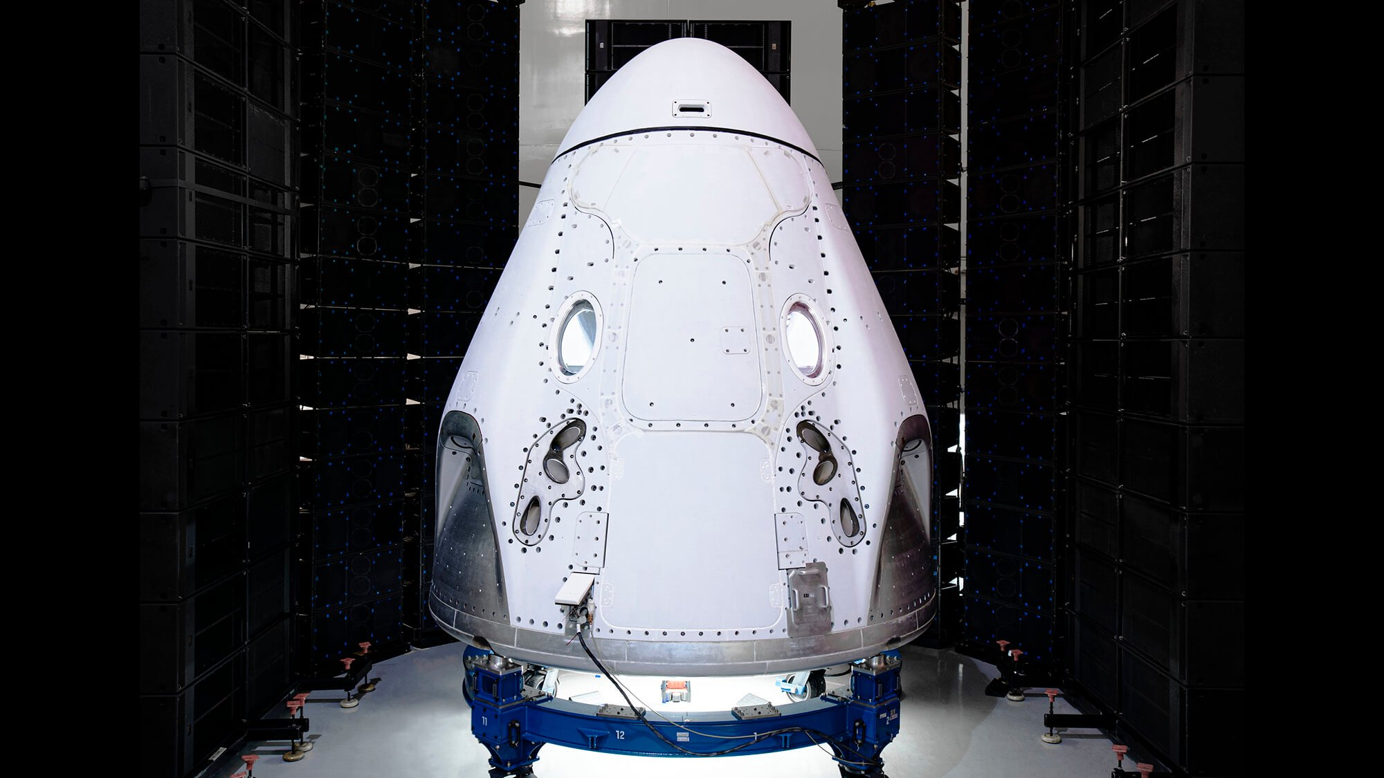 SpaceX can reuse the Falcon 9 and Dragon Crew to deliver people to the ISS