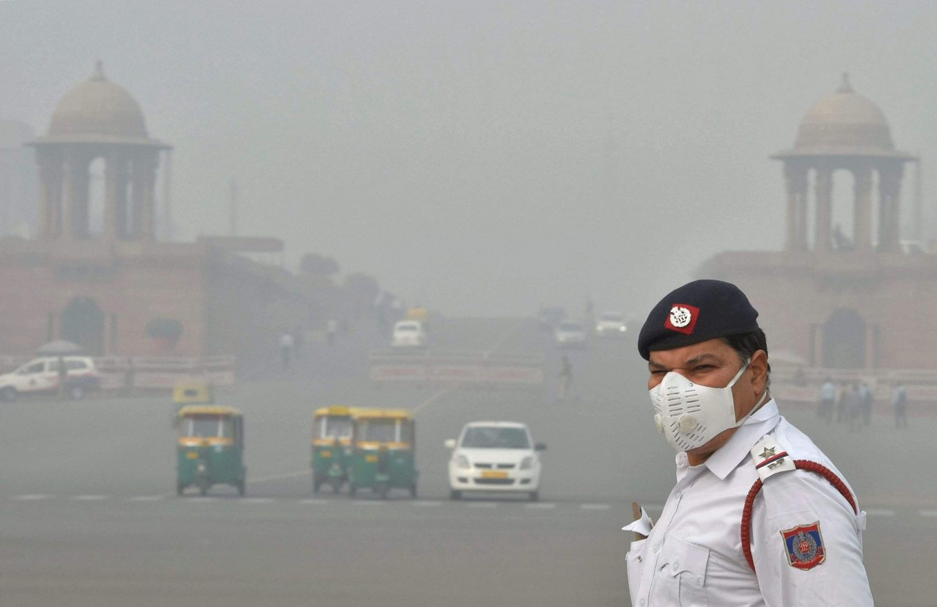 The city with the most polluted air has become cleaner