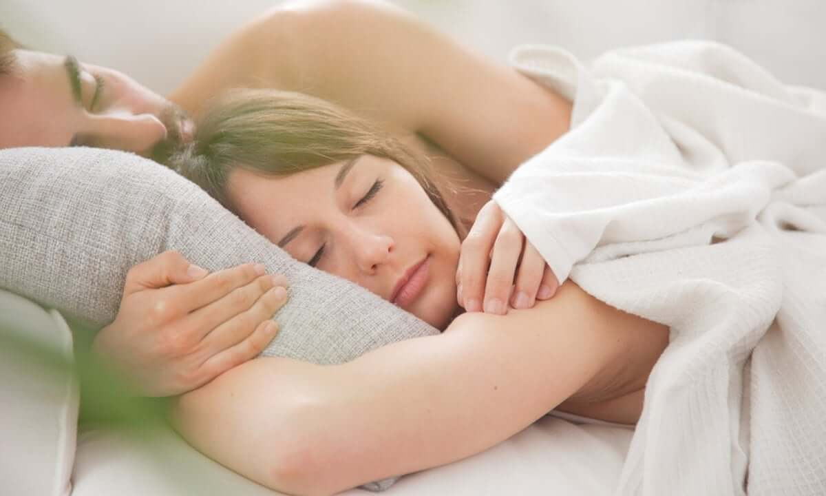 As the night in the same bed with a partner affect sleep?