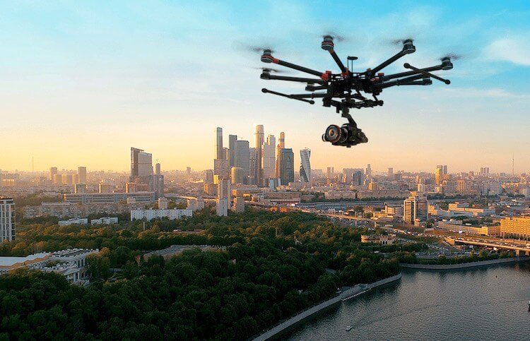 Can drones to be a weapon of mass destruction? New — Yes.