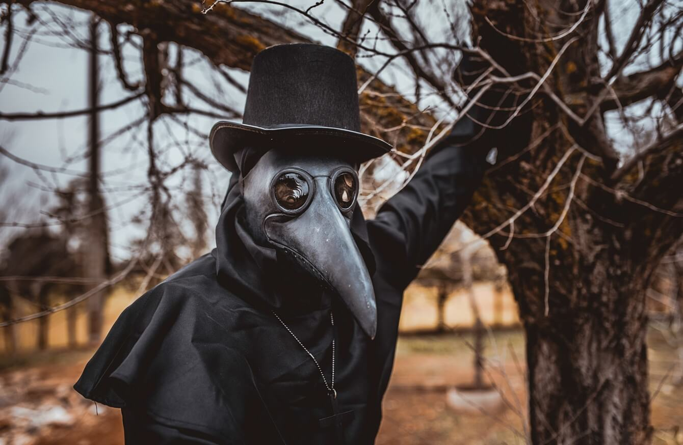 Bubonic plague is the most deadly infection in history?